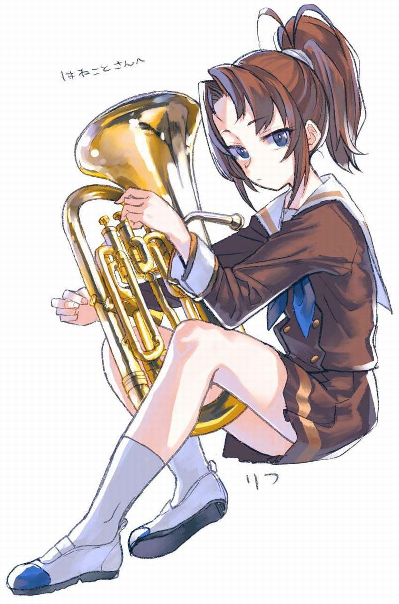【響け!ユーフォニアム】中川夏紀(なかがわなつき)のエロ画像【40】