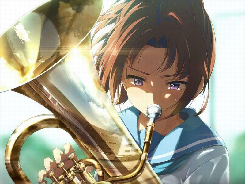 【響け!ユーフォニアム】中川夏紀(なかがわなつき)のエロ画像【50】