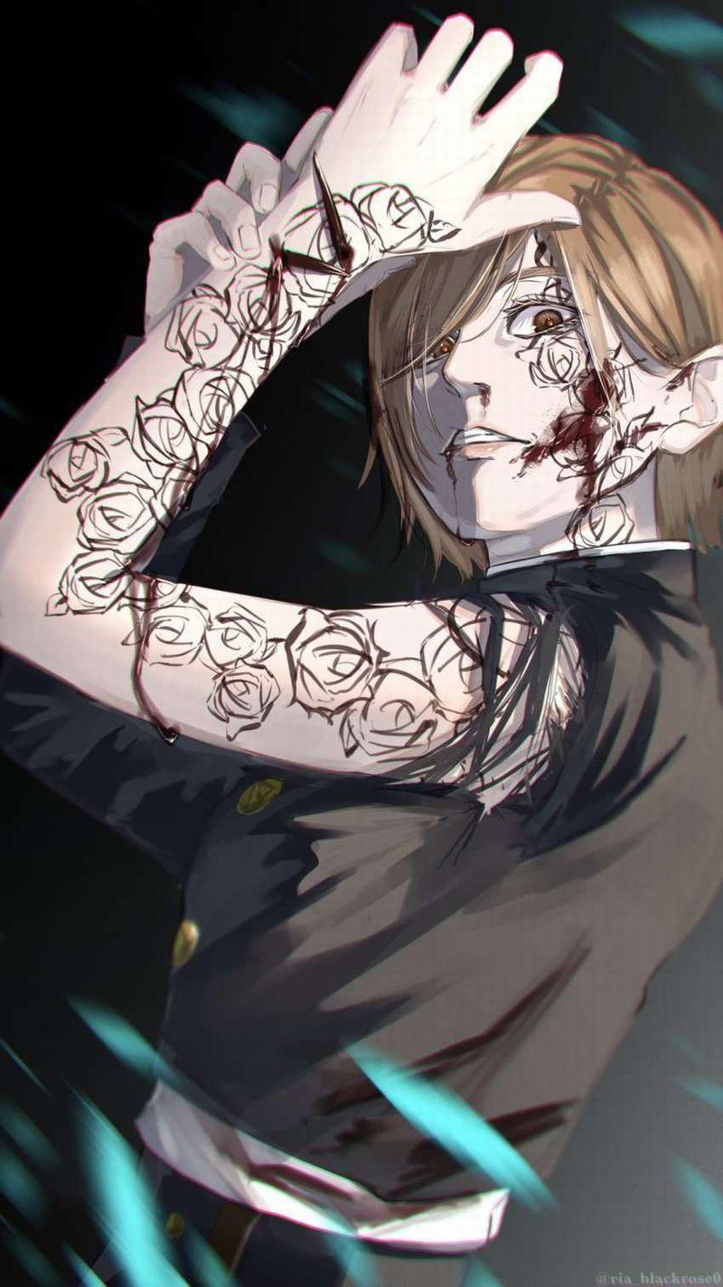 【呪術廻戦】釘崎野薔薇(くぎさきのばら)のエロ画像【40】