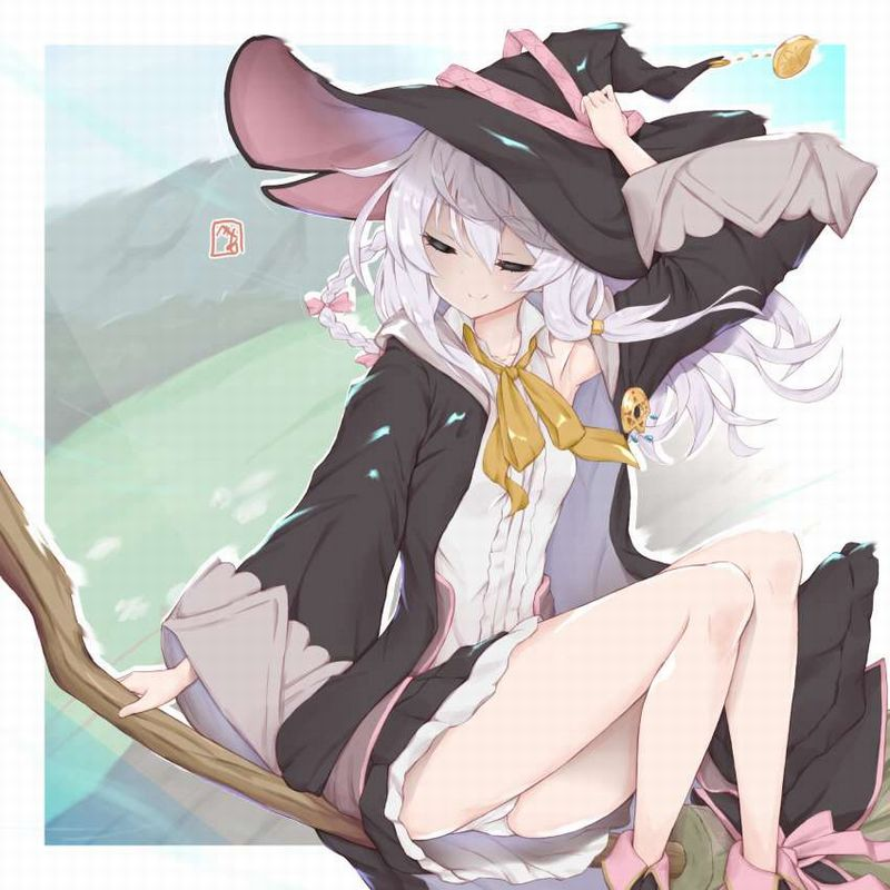 【魔女の旅々】イレイナ(Elaina)のエロ画像【22】