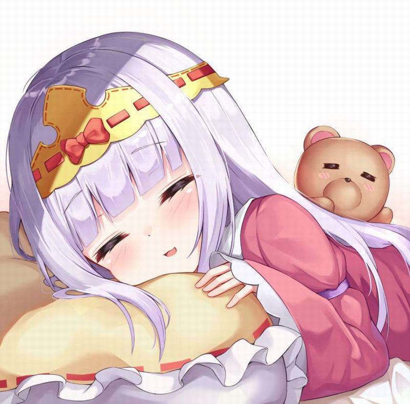 魔王城でおやすみのエロ画像【5】
