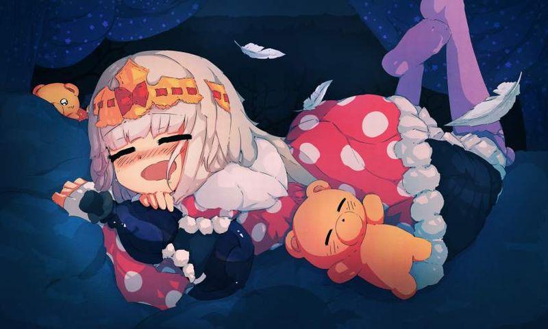 魔王城でおやすみのエロ画像【29】