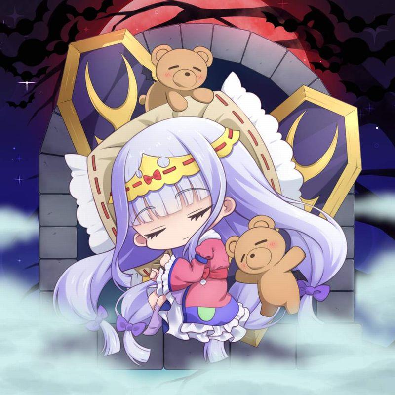 魔王城でおやすみのエロ画像【48】