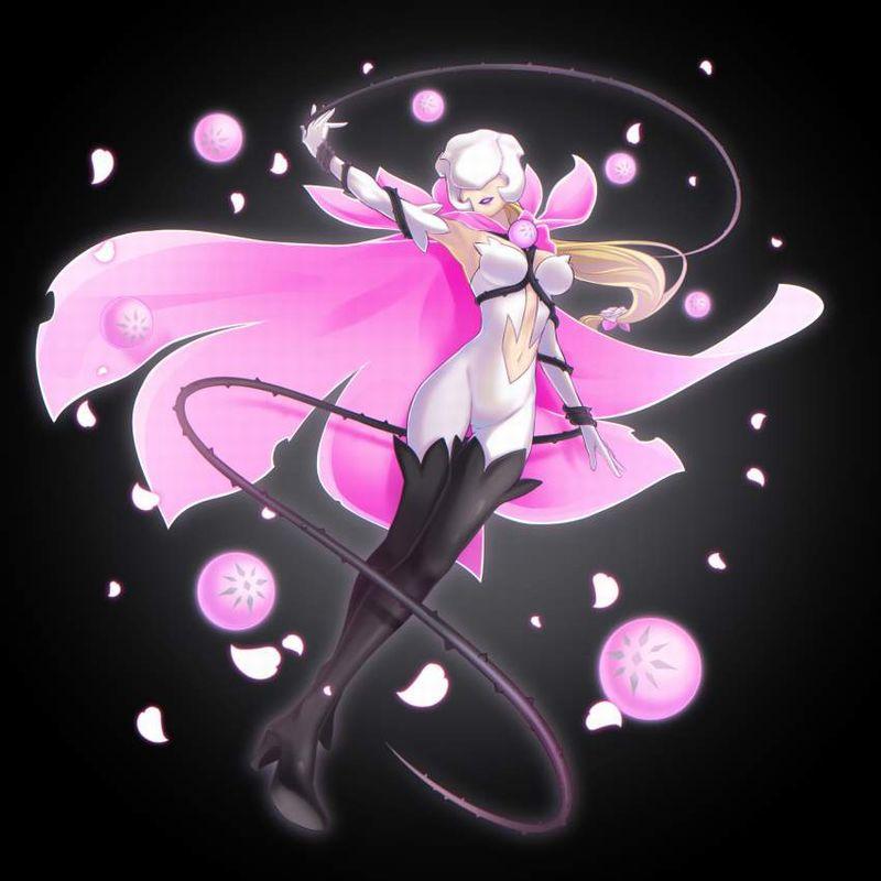 【デジモン】ロゼモン(Rosemon)のエロ画像【25】