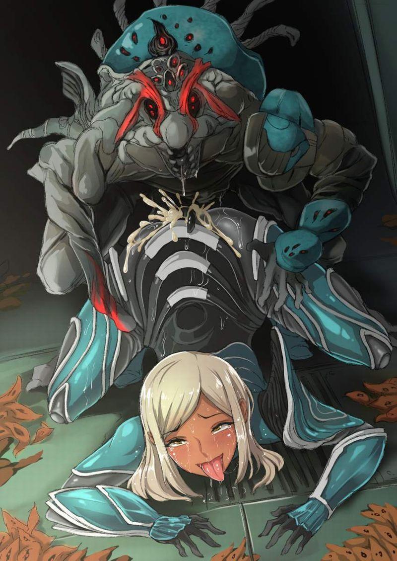 【快楽堕ち】チンポに負けた女戦士・女騎士の二次エロ画像【アヘ顔】【20】
