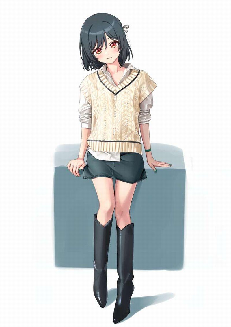 【ニジガク】三船栞子(みふねしおりこ)のエロ画像【ラブライブ!虹ヶ咲学園スクールアイドル同好会】【40】