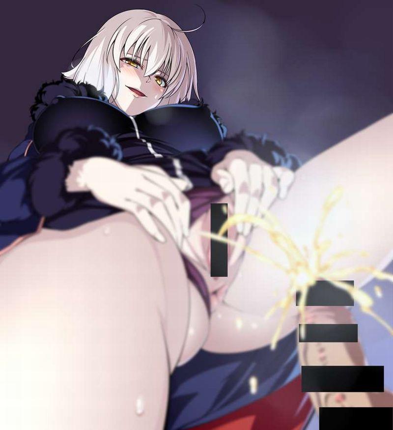 【欲尿】美少女のションベンを身体に浴びる二次エロ画像【16】