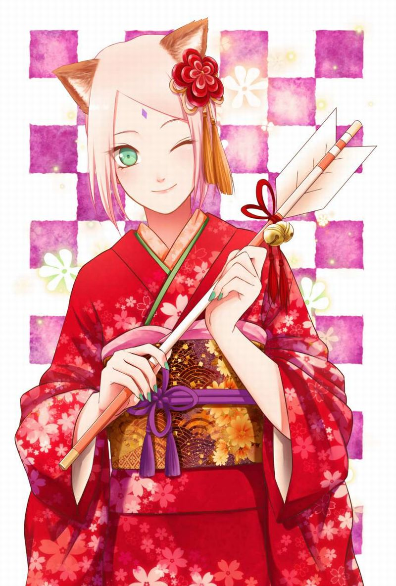 【BORUTO】春野サクラ(うちはサクラ)のエロ画像【42】