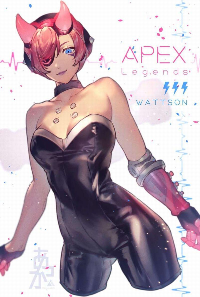 Apex Legends(えーぺっくすれじぇんず)のエロ画像【35】