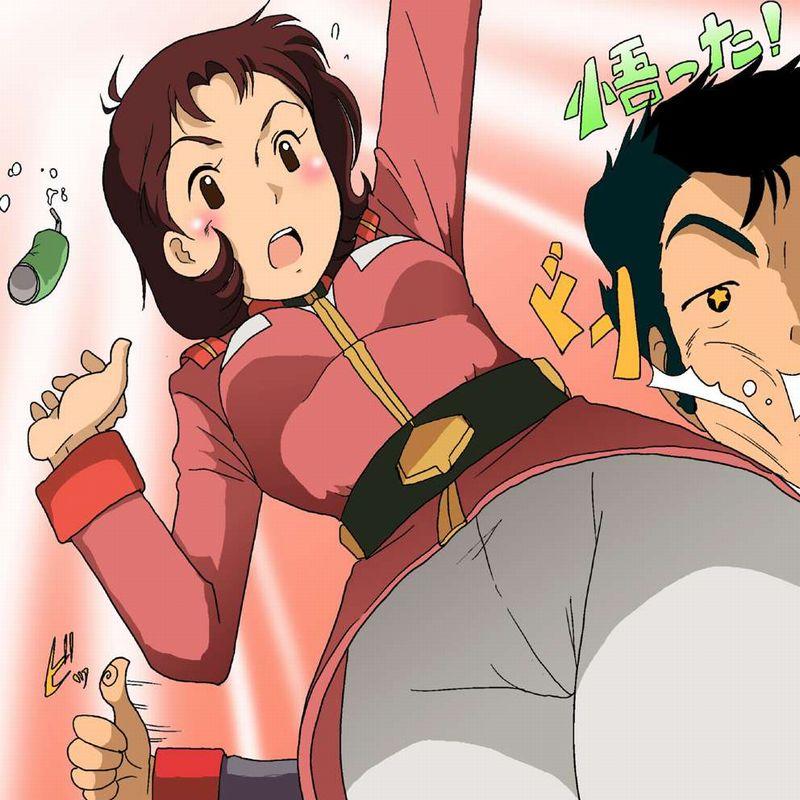 【機動戦士ガンダム】ミライ・ヤシマのエロ画像【15】