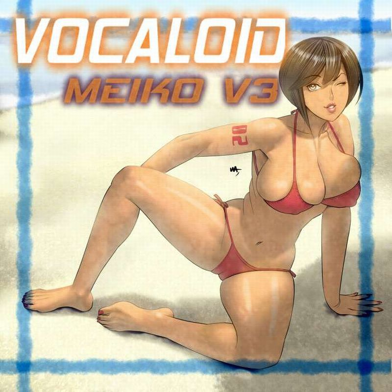 【VOCALOID】MEIKO(めいこ)のエロ画像【プロジェクトセカイ】【24】