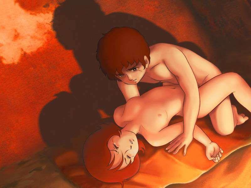 【機動戦士ガンダム】フラウ・ボゥ(Frau Bow)のエロ画像【4】