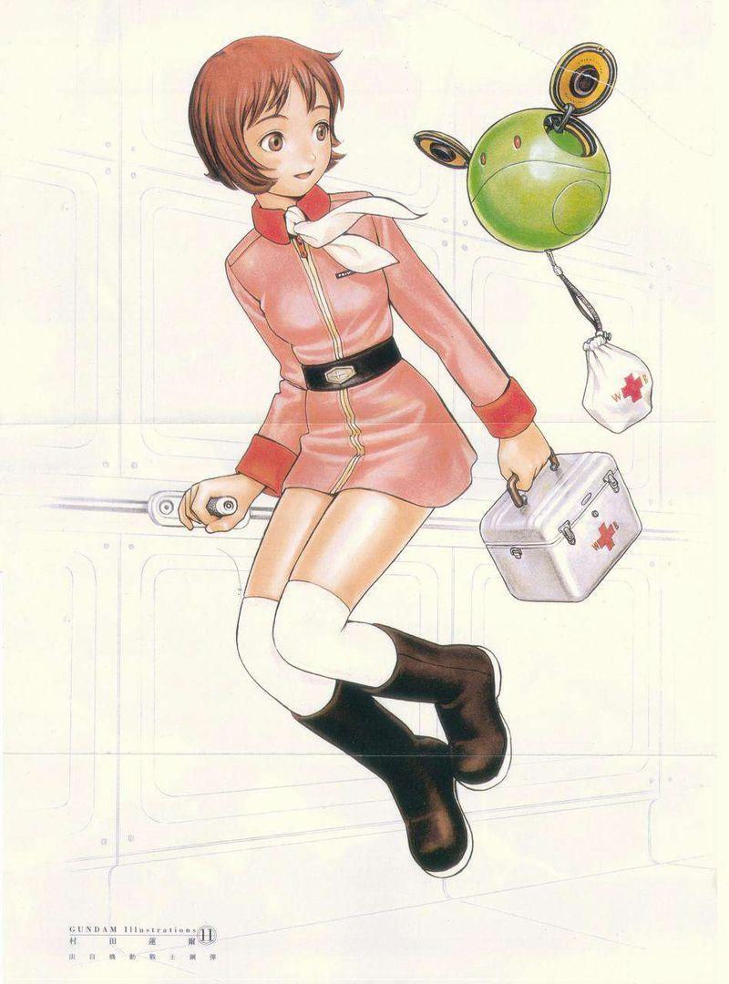 【機動戦士ガンダム】フラウ・ボゥ(Frau Bow)のエロ画像【16】