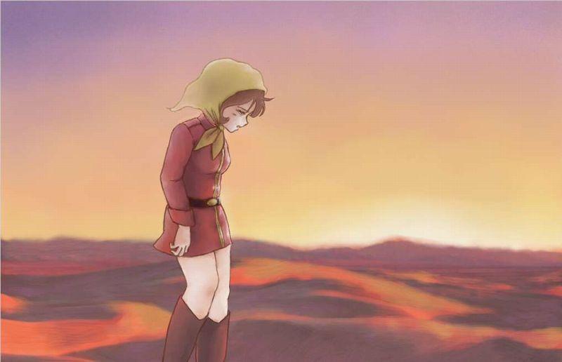 【機動戦士ガンダム】フラウ・ボゥ(Frau Bow)のエロ画像【50】