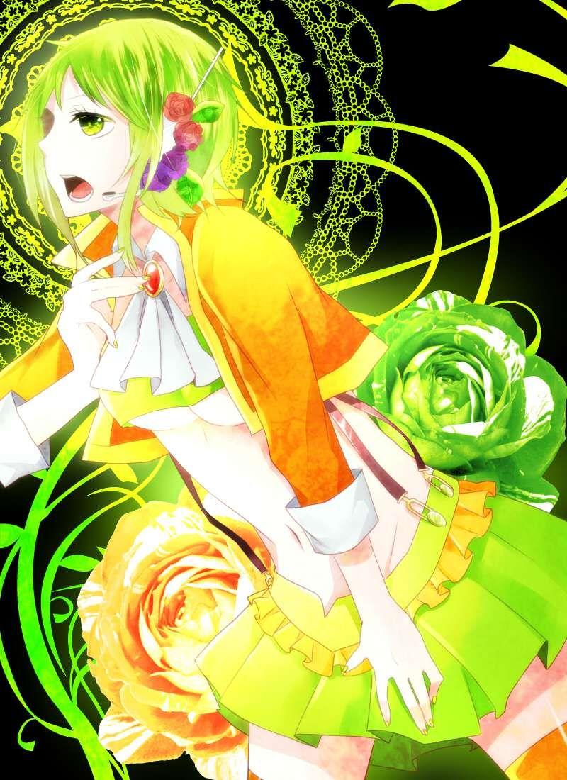 【VOCALOID】メグッポイド(GUMI)のエロ画像【5】