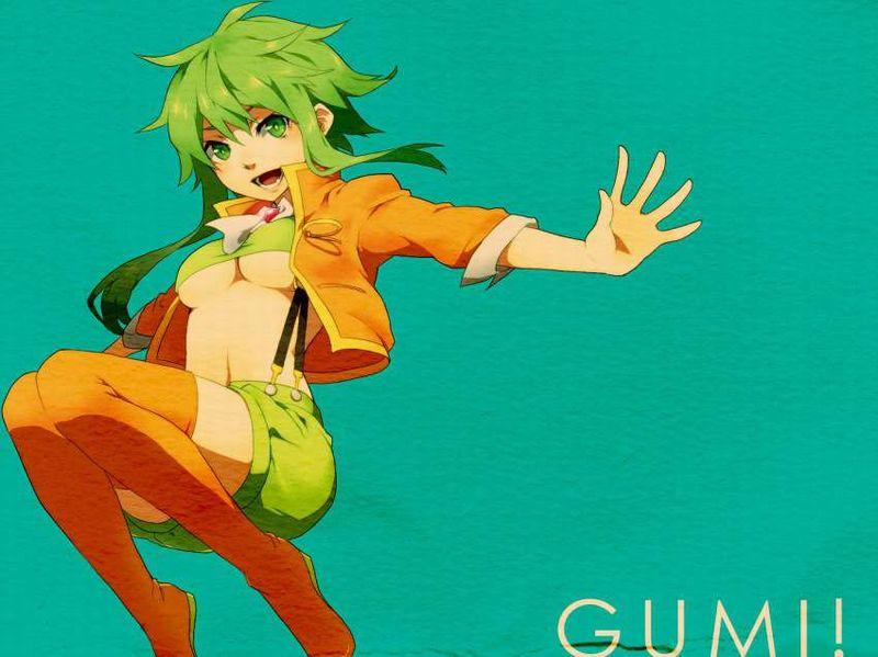 【VOCALOID】メグッポイド(GUMI)のエロ画像【9】