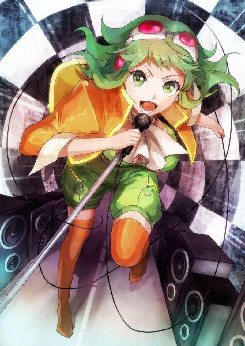 【VOCALOID】メグッポイド(GUMI)のエロ画像【49】