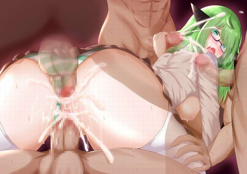 【カシウス】二穴挿入の二次エロ画像【ロンギヌス】【9】