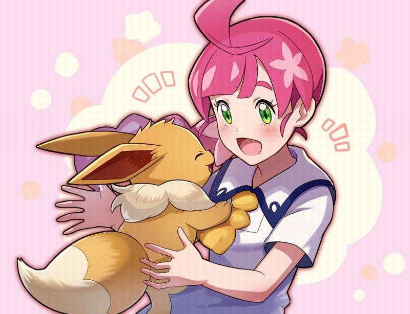 【ポケモン】サクラギ・コハル(Chloe)のエロ画像【アニポケ】【15】