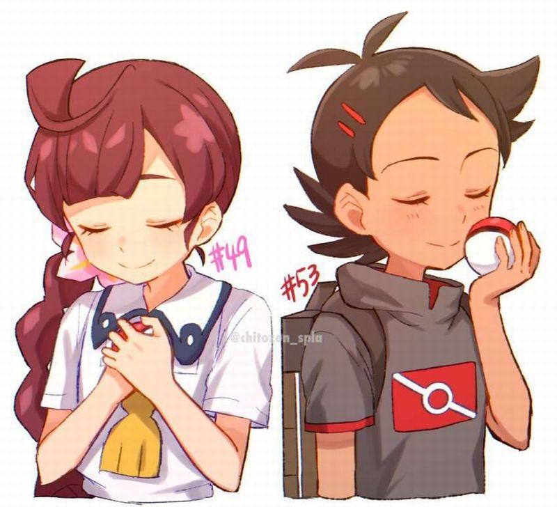【ポケモン】サクラギ・コハル(Chloe)のエロ画像【アニポケ】【39】
