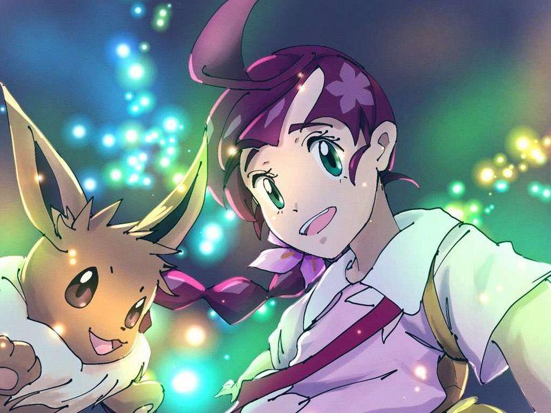 【ポケモン】サクラギ・コハル(Chloe)のエロ画像【アニポケ】【42】