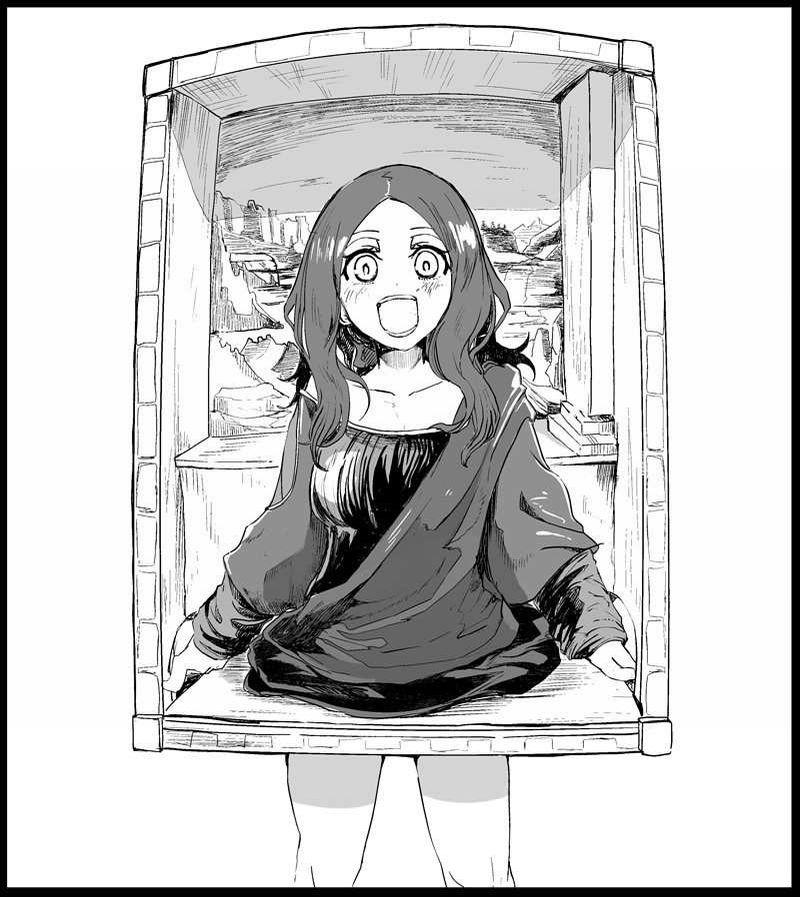 【私だけの】モナリザ(?)の二次画像【10】