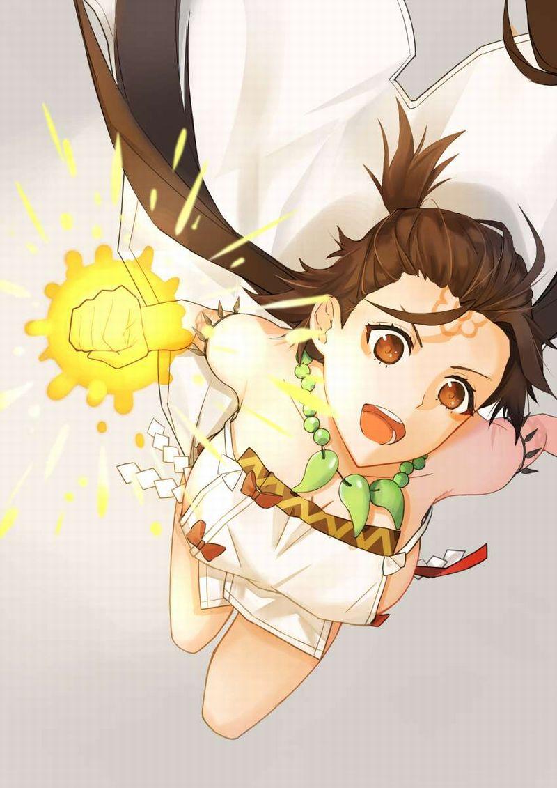 【Fate/GrandOrder】卑弥呼(ひみこ)のエロ画像【32】