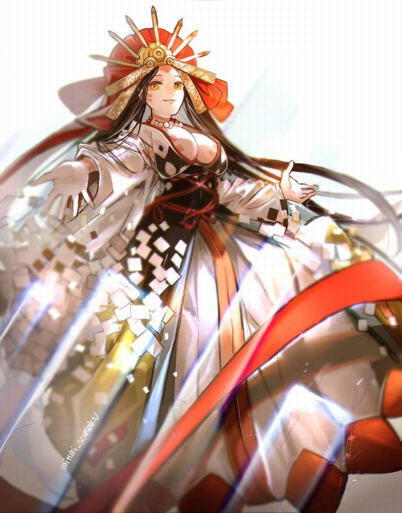 【Fate/GrandOrder】卑弥呼(ひみこ)のエロ画像【39】