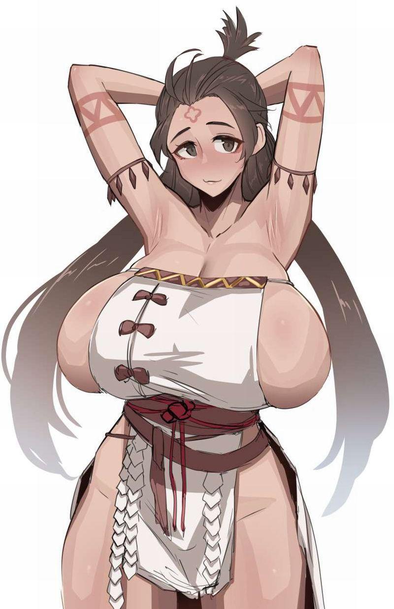 【Fate/GrandOrder】卑弥呼(ひみこ)のエロ画像【42】