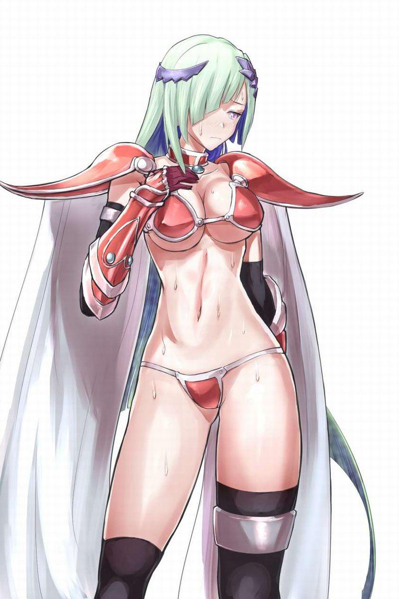 【Fate/GrandOrder】ブリュンヒルデ(Brynhildr)のエロ画像【2】