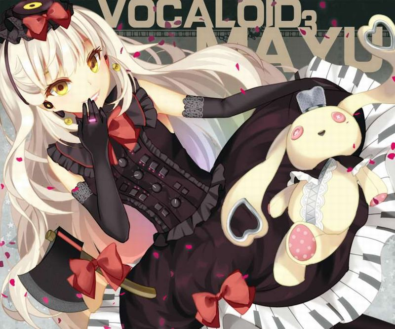 【VOCALOID】MAYU(まゆ)のエロ画像【42】