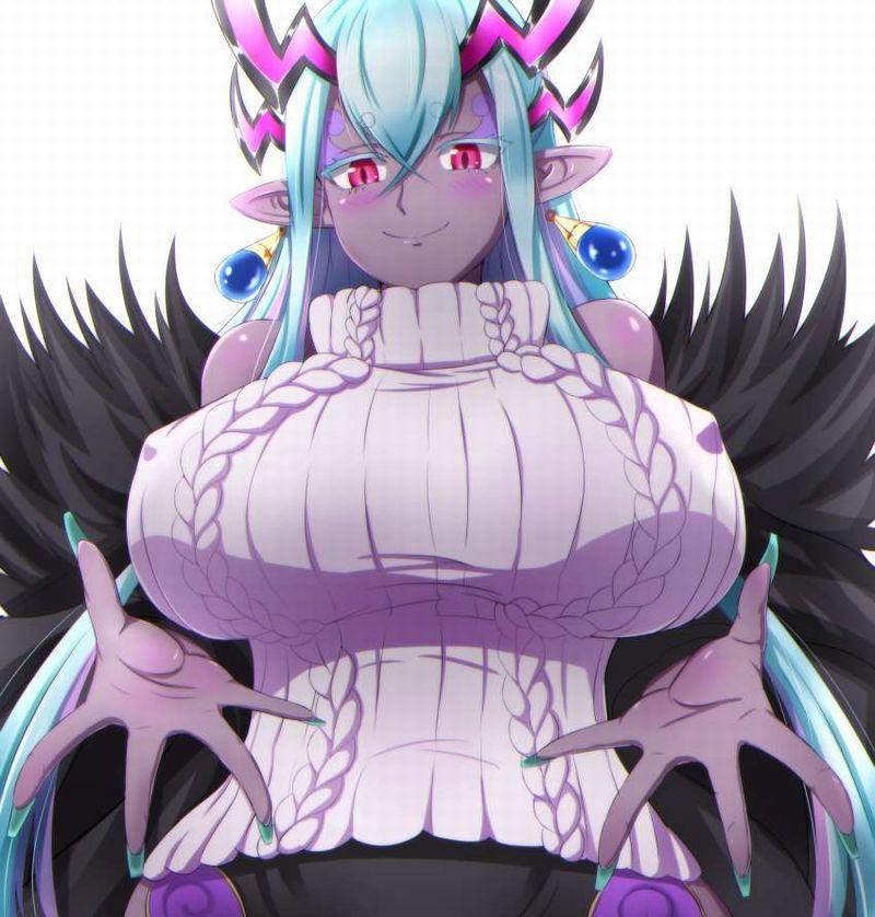 【Fate/GrandOrder】伊吹童子(いぶきどうじ)のエロ画像【10】