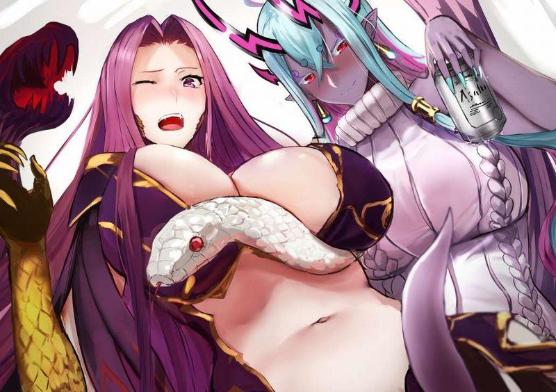 【Fate/GrandOrder】伊吹童子(いぶきどうじ)のエロ画像【17】
