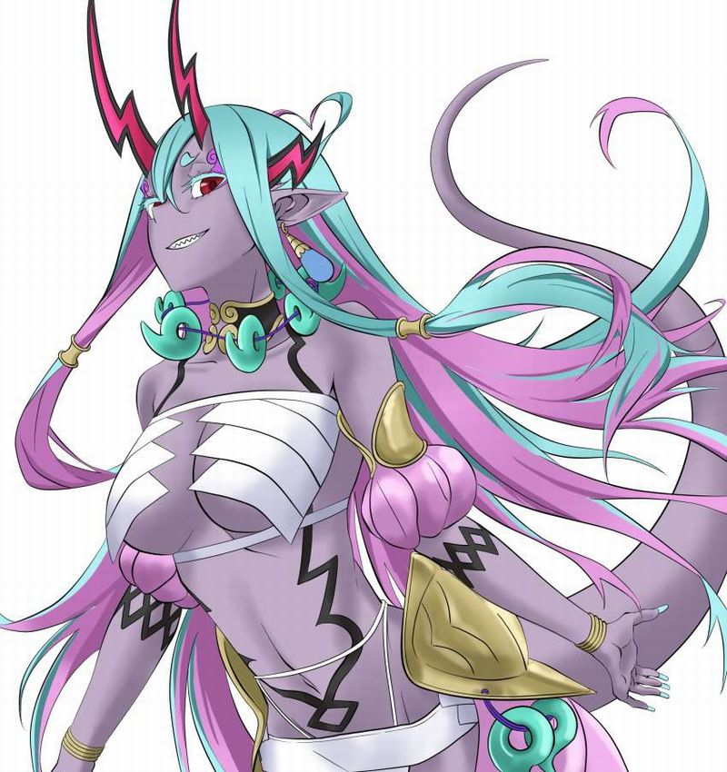 【Fate/GrandOrder】伊吹童子(いぶきどうじ)のエロ画像【33】