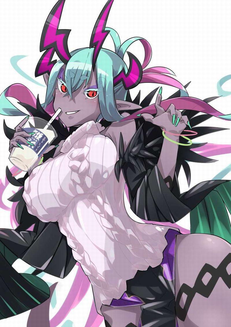 【Fate/GrandOrder】伊吹童子(いぶきどうじ)のエロ画像【36】