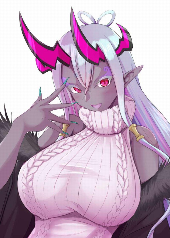 【Fate/GrandOrder】伊吹童子(いぶきどうじ)のエロ画像【45】