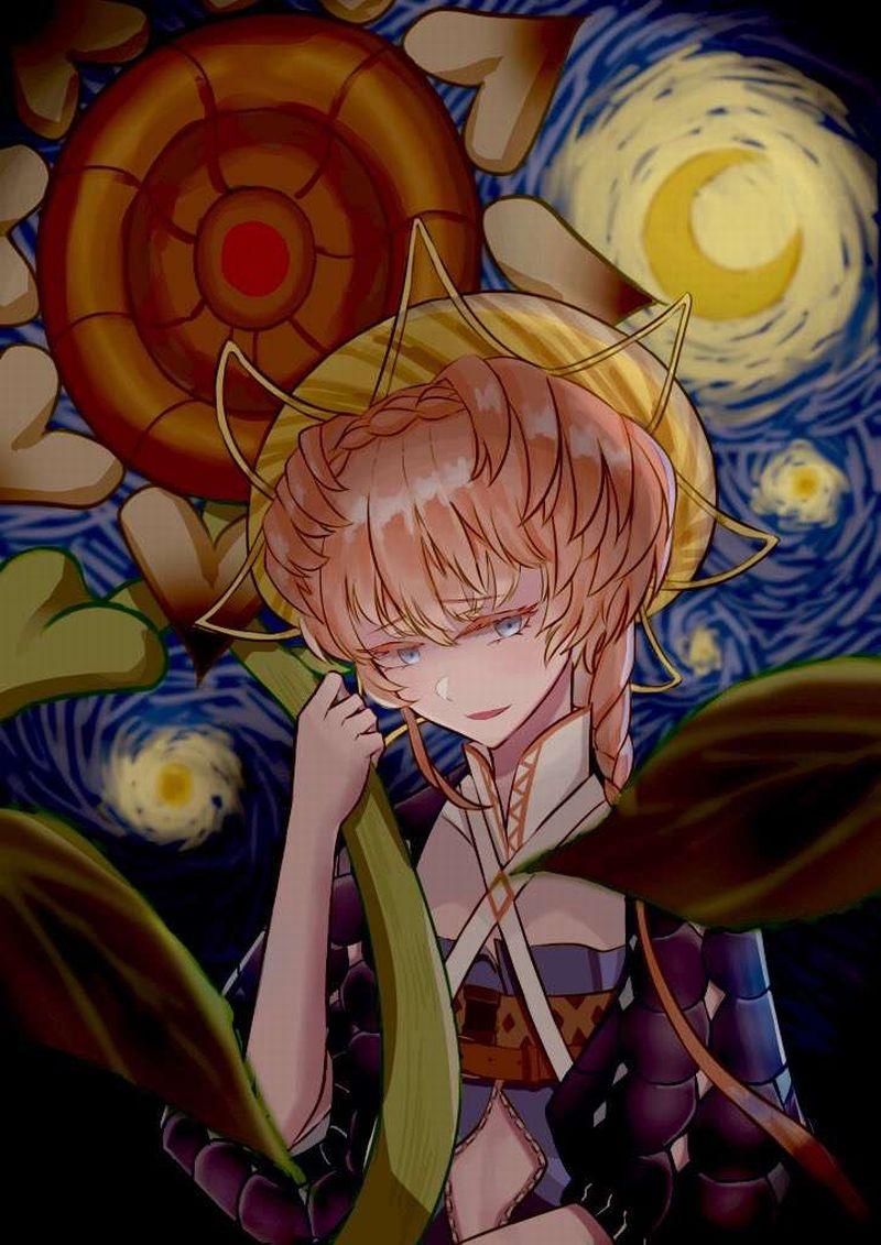 【Fate/GrandOrder】ヴァン・ゴッホ(Van Gogh)のエロ画像【19】