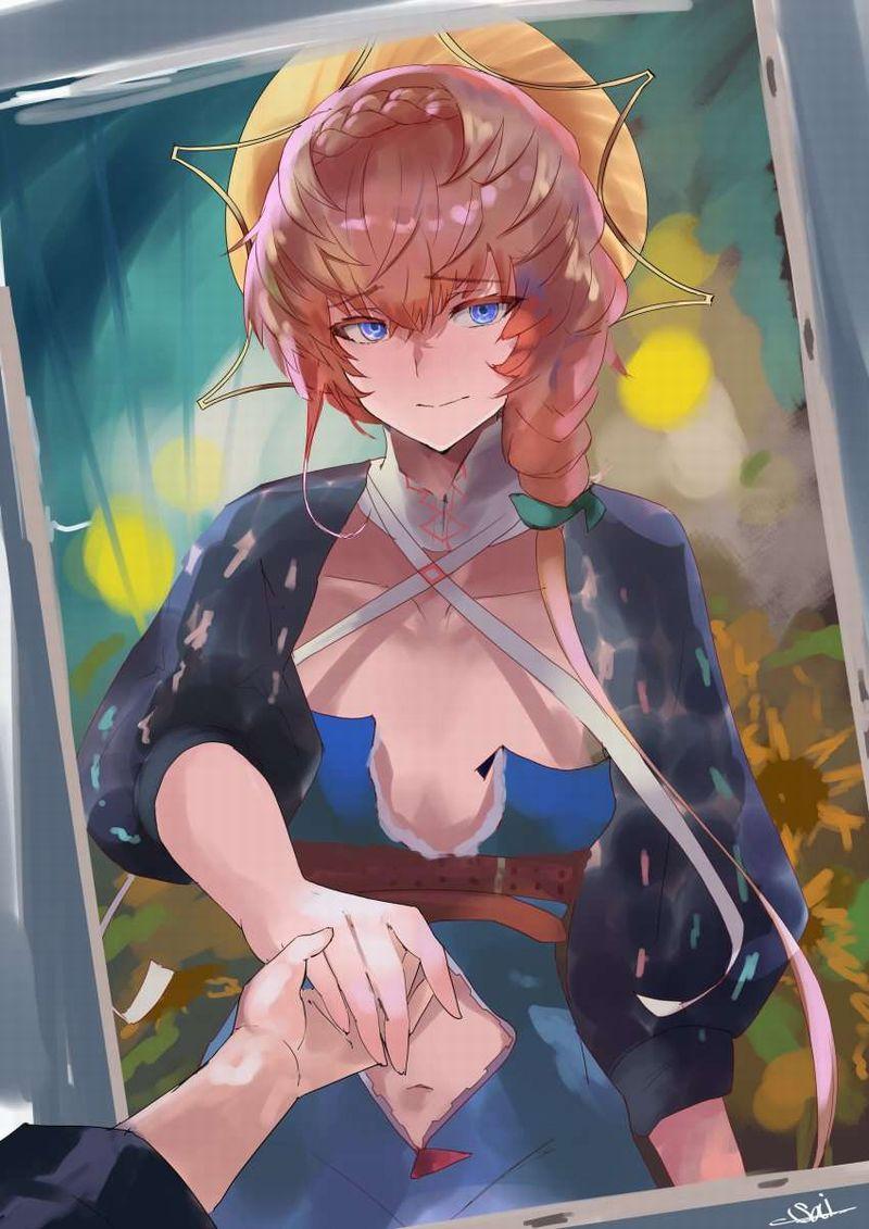 【Fate/GrandOrder】ヴァン・ゴッホ(Van Gogh)のエロ画像【30】