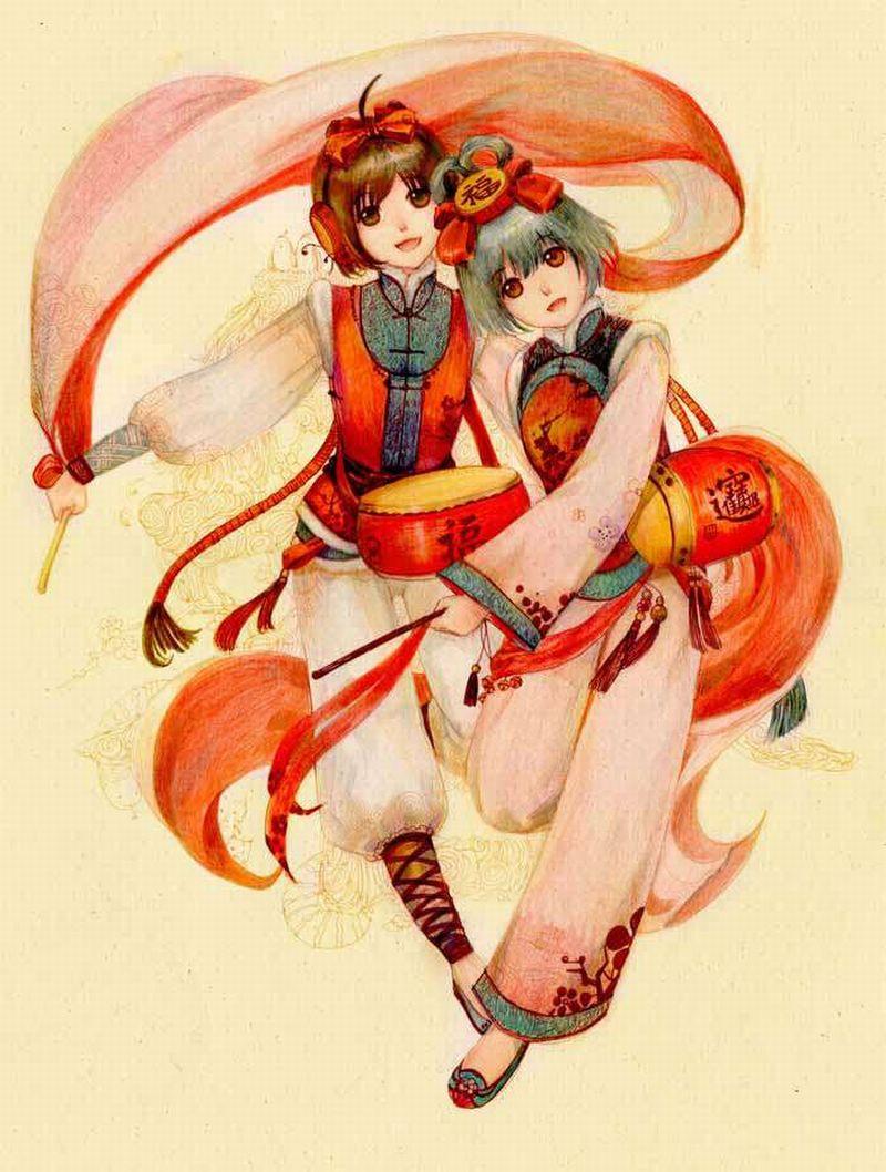 【VOCALOID】乐正绫(Yuezheng Ling)のエロ画像【18】