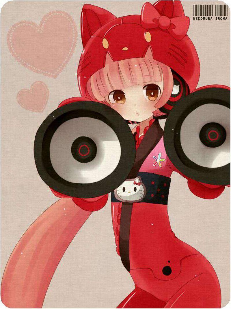 【VOCALOID4】猫村いろは(ねこむらいろは)のエロ画像【19】