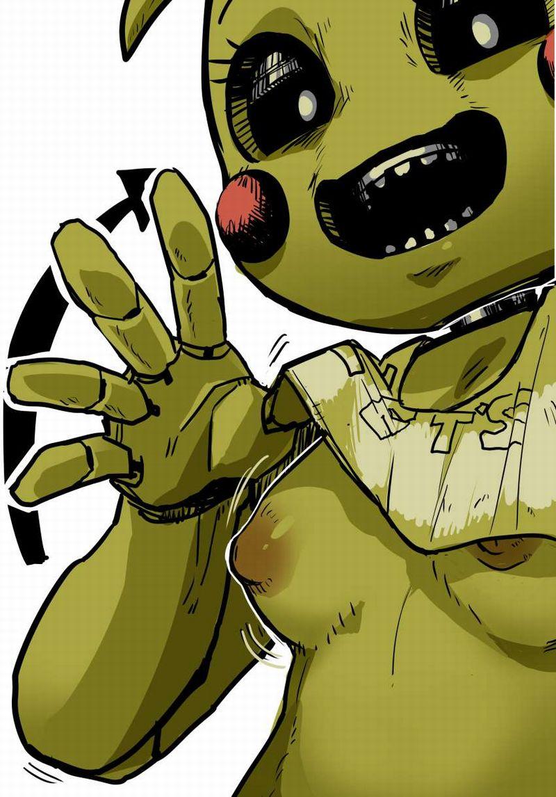 【FNaF】Five Nights at Freddy's(ふぁいぶないつあっとふれでぃーず)のエロ画像【4】