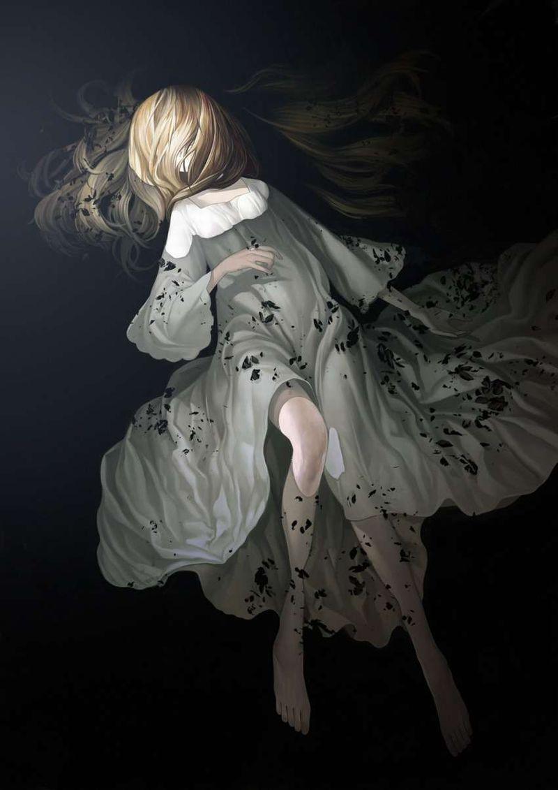 【この海に遺体】水と死んでる女の子の二次エログロ画像【19】