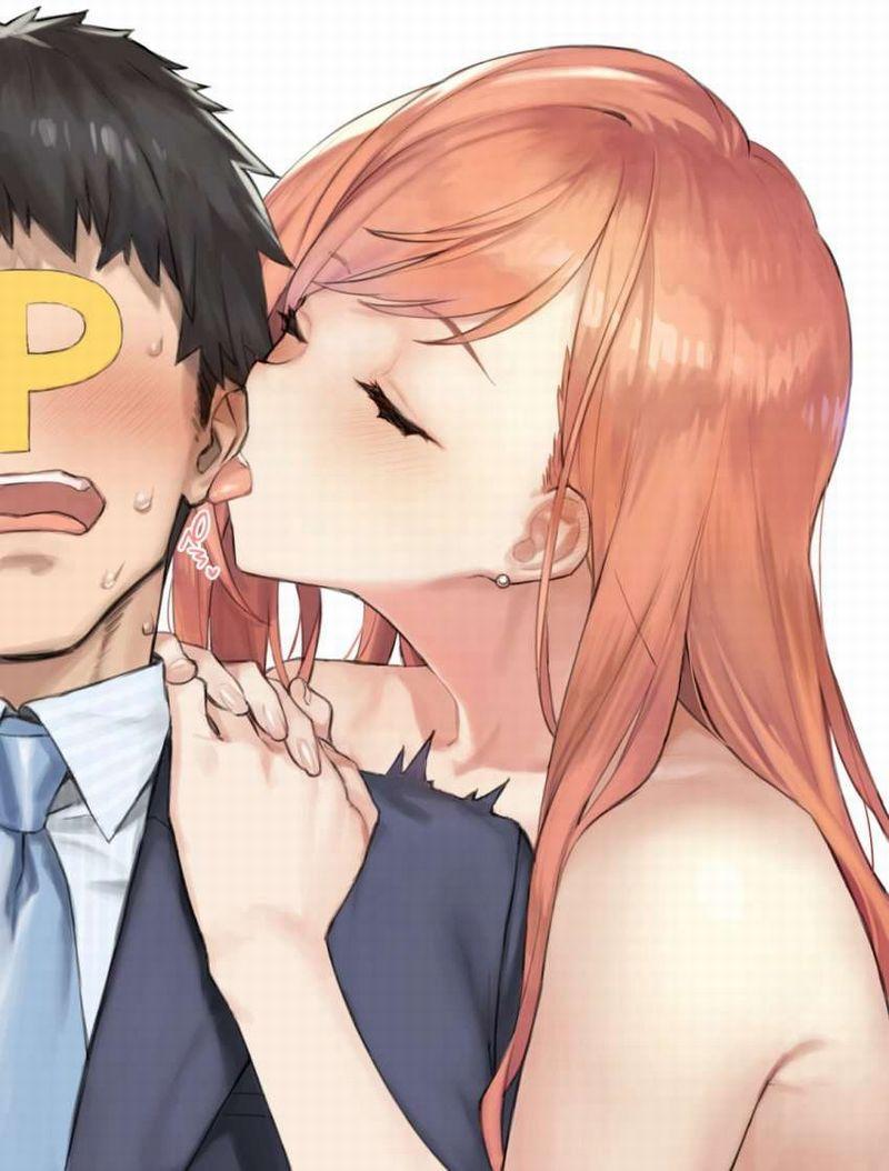 【ASMR】女の子に耳舐められてる二次エロ画像【7】