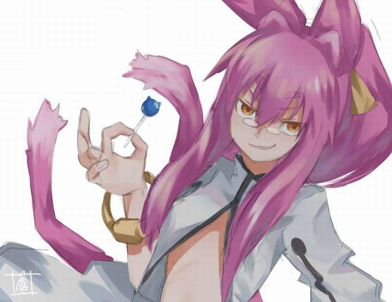 【BLAZBLUE】ココノエのエロ画像【ブレイブルー】【41】