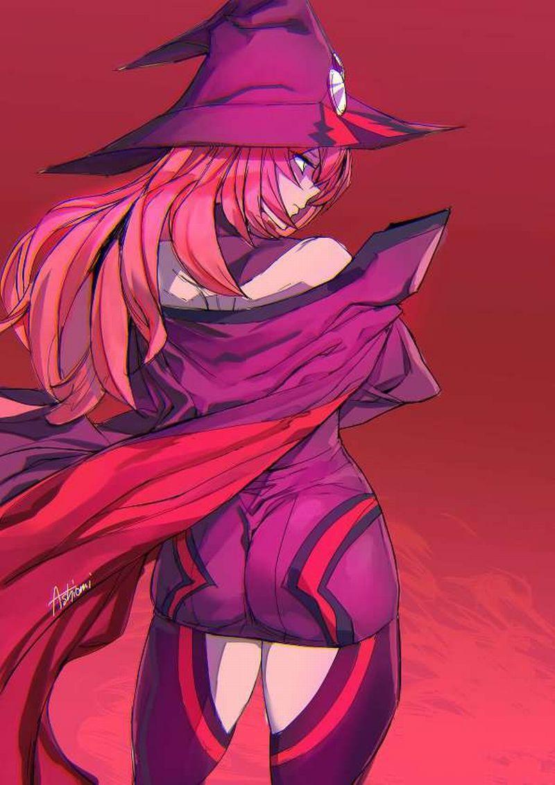 【BLAZBLUE】コノエ=A=マーキュリー(ナイン)のエロ画像【ブレイブルー】【46】