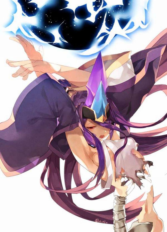 【BLAZBLUE】冥王イザナミ(帝)のエロ画像【ブレイブルー】【28】