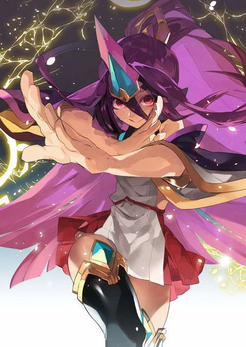 【BLAZBLUE】冥王イザナミ(帝)のエロ画像【ブレイブルー】【41】