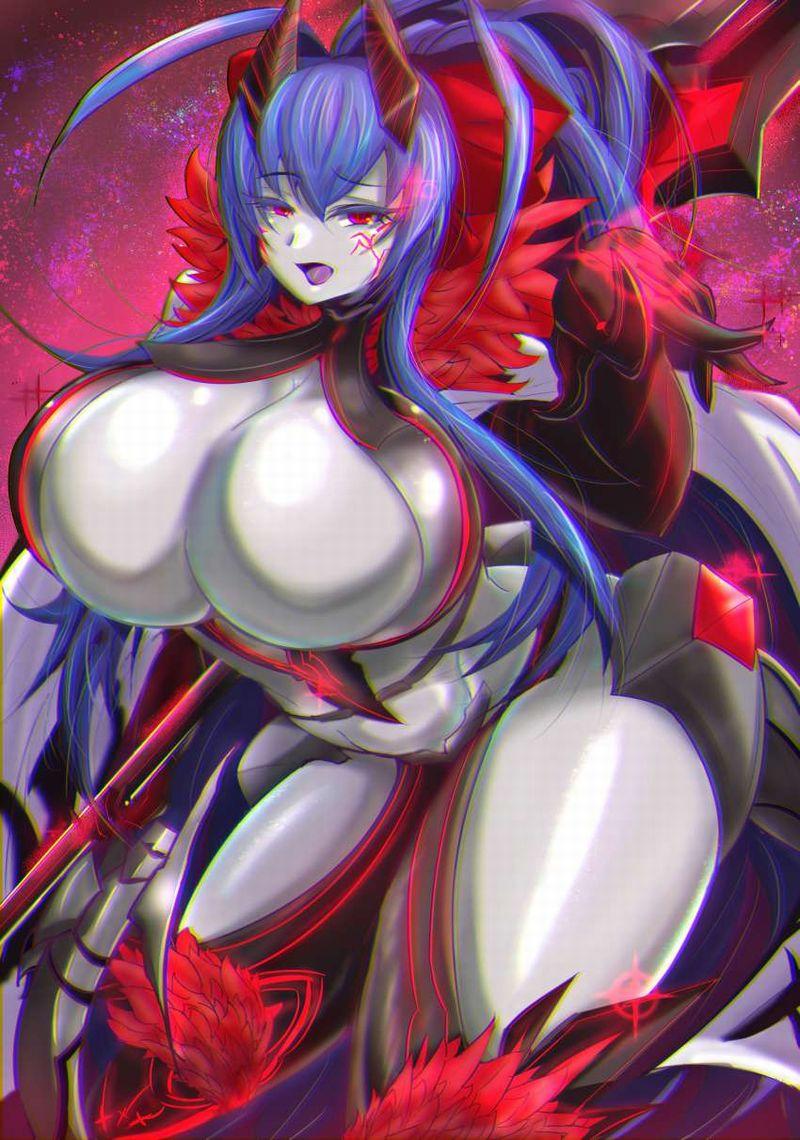 【ブレイブルーリミックスハート】マイ=ナツメのエロ画像【ブレイブルー】【17】