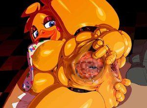 【FNaF】Five Nights at Freddy's(ふぁいぶないつあっとふれでぃーず)のエロ画像