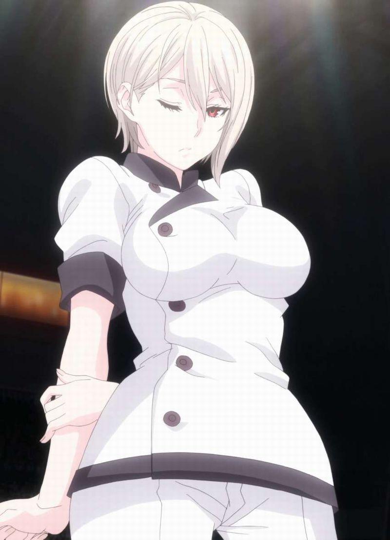 【食戟のソーマ】薙切アリス(なきりありす)のエロ画像【46】